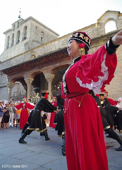 Participa en la gran fiesta mundial del folclore y hazte voluntario. Necesitamos tu colaboración para que la 48 edición sea una vez más un gran éxito.
