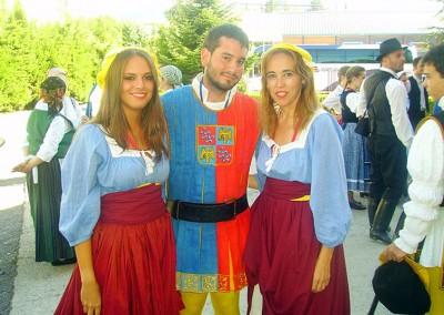 Voluntarios del Festival. Foto: R. Jarne.