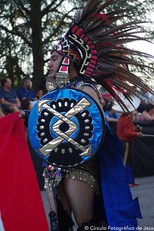 Desfile de clausura © Círculo Fotográfico de Jaca