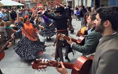 La danza del móvil: la última novedad del Festival