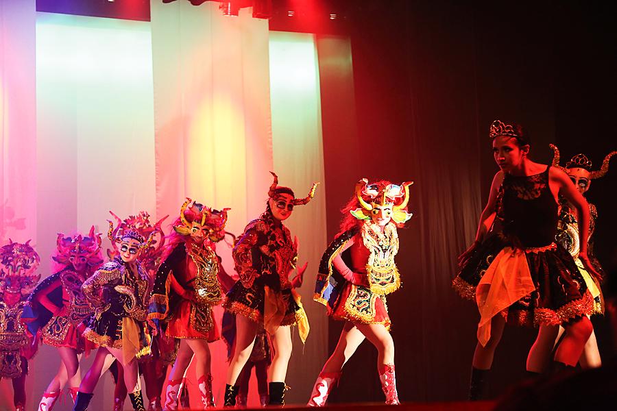 """Bolivia: Ballet Folklórico """"MANUEL ACOSTA"""""""