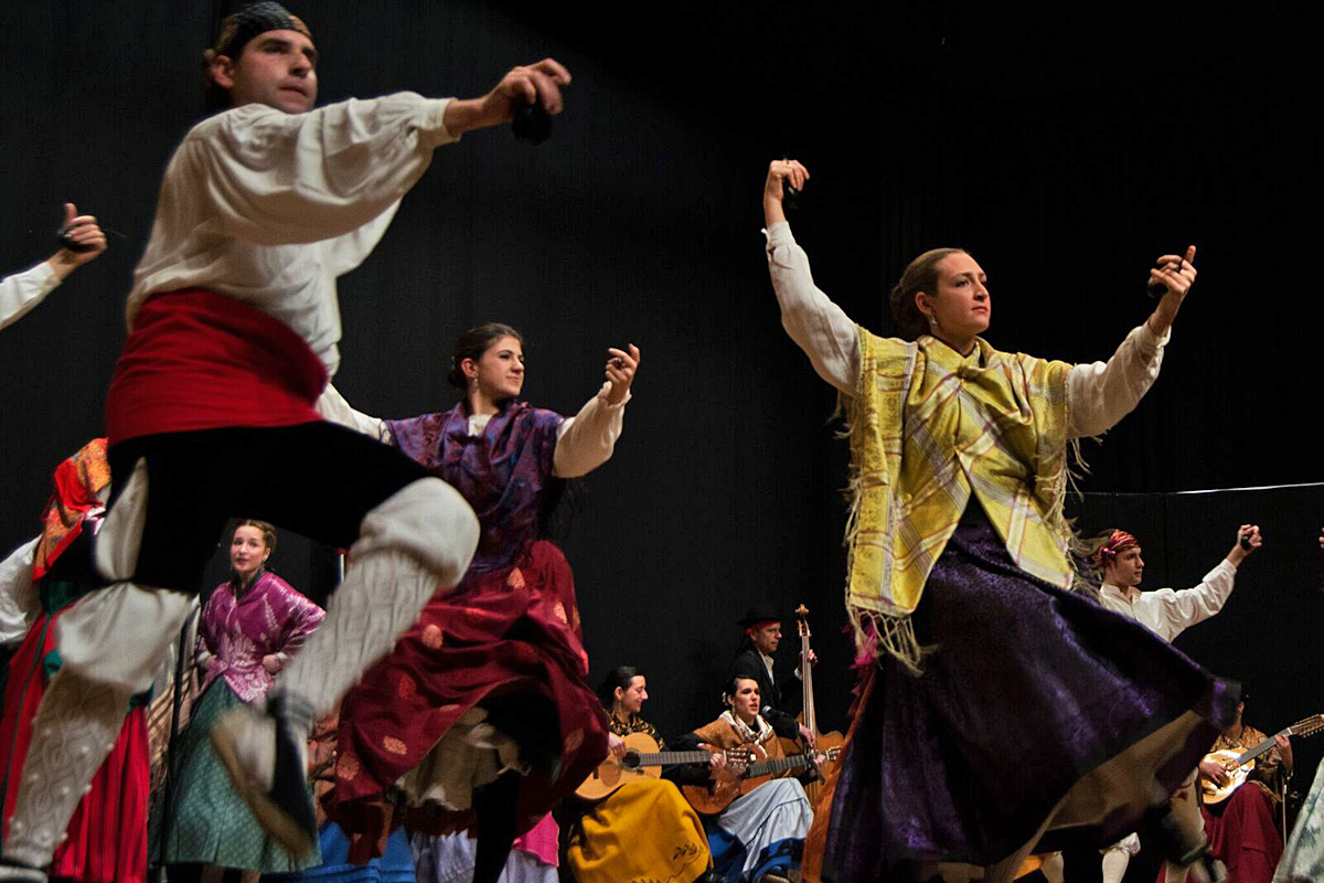 España: Grupo Folclórico Alto Aragón de Jaca