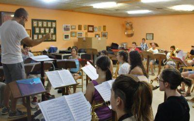 La Banda Municipal abrirá el Festival con música de los cinco continentes