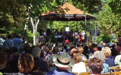 La Banda de Música Santa Orosia de Jaca pondrá los primeros acordes del Festival