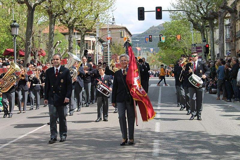 España: Asociación Banda Municipal de Música Santa Orosia, de Jaca