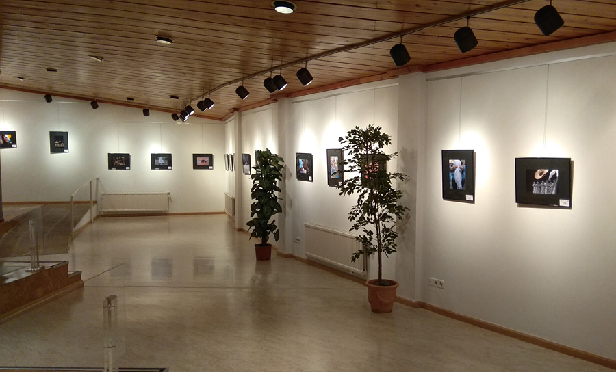 Las mejores imágenes del Festival 2017 se exponen en el Palacio de Congresos de Jaca