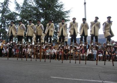 Año 2009. Festival Folklórico de los Pirineos de Jaca. © Archivo Municipal