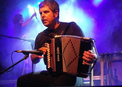 Año 2009 Kepa Junquera. Festival Folklórico de los Pirineos de Jaca