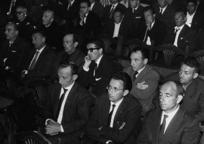 Año 1963. Festival Folklórico de los Pirineos de Jaca © Archivo Municipal