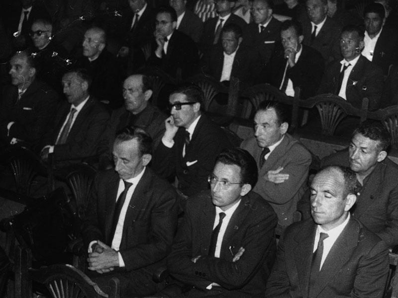 Fotos del Festival Folklórico de los Pirineos de Jaca. Año 1963