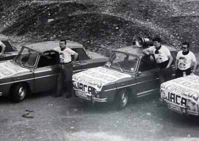 Año 1971. Festival Folklórico de los Pirineos de Jaca © Colección del CIT Jaca
