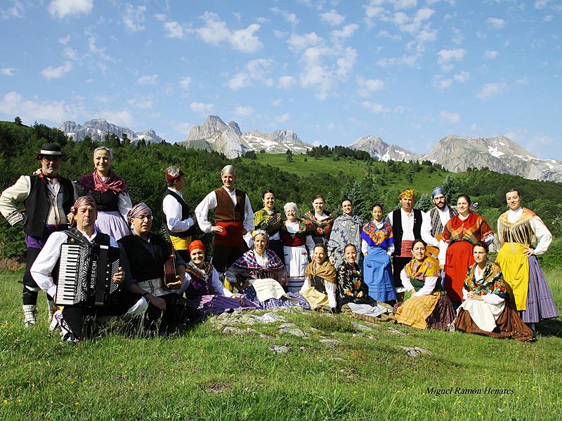 Asociación Grupo de Jota Uruel de Jaca