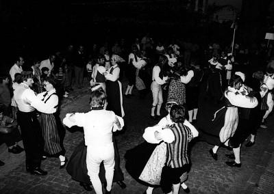 Año 1973 Finlandia. Festival Folklórico de los Pirineos de Jaca © Archivo Municipal