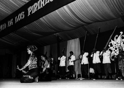 Año 1973 Laos. Festival Folklórico de los Pirineos de Jaca © Archivo Municipal