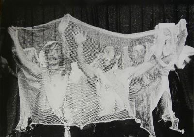 Año 1977. Festival Folklórico de los Pirineos de Jaca © I Concurso. 1º premio local. Antonio Serrano. Colección del CIT Jaca