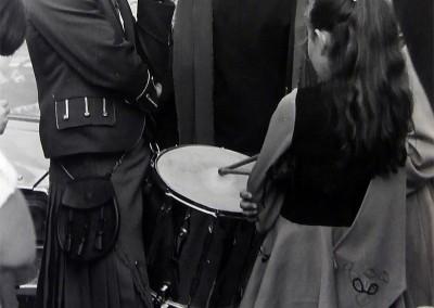 Año 1977. Festival Folklórico de los Pirineos de Jaca © I Concurso. 4º premio. J.L. Larraz. Colección del CIT Jaca