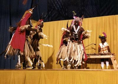 Año 1979 Sudán. Festival Folklórico de los Pirineos de Jaca © Archivo Municipal