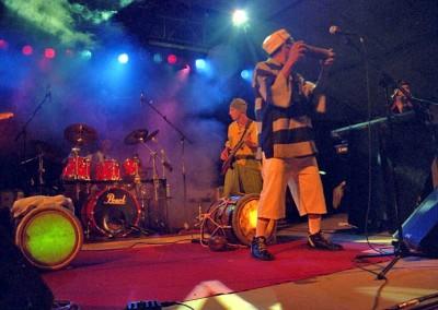 Año 2001 Kalipawolka. Festival Folklórico de los Pirineos de Jaca. Gabinete de Prensa