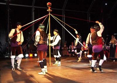 Año 2005 Grupo Altoaragón de Jaca. Festival Folklórico de los Pirineos de Jaca.