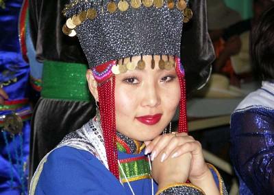 Año 2005 Festival Folklórico de los Pirineos de Jaca.