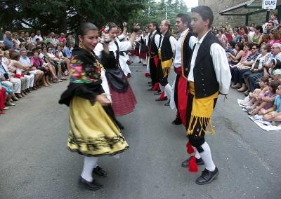 Año 2007 Extremadura. Festival Folklórico de los Pirineos de Jaca