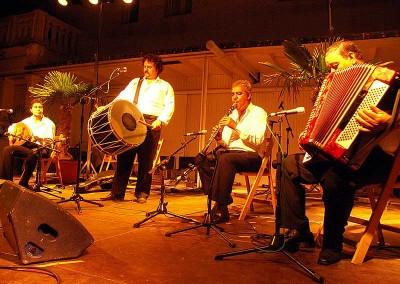 Año 2007 Festival Folklórico de los Pirineos de Jaca