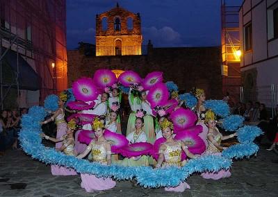 Año 2011 Corea del Sur. Festival Folklórico de los Pirineos de Jaca