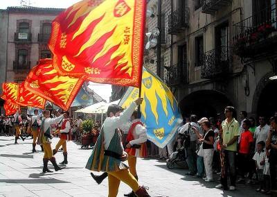 Año 2011 Itallia. Festival Folklórico de los Pirineos de Jaca