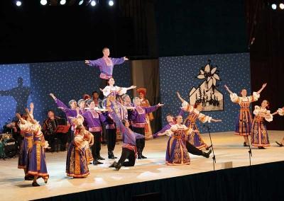 Año 2011 Rusia. Festival Folklórico de los Pirineos de Jaca