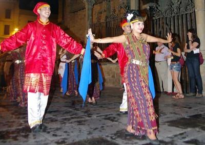 Año 2011 Taiwán. Festival Folklórico de los Pirineos de Jaca