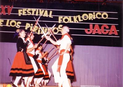 Coros y Danzas de Santander 1987
