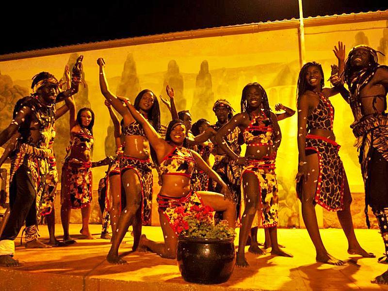 """Senegal: Ballet """"JAMMU"""""""
