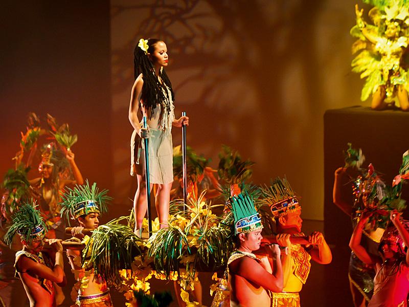 "Nicaragua: Ballet Folklórico ""TEPENAHUATL"""