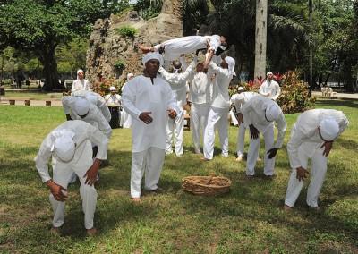 """Conjunto Folklórico """"Camagua"""" Cuba"""