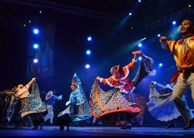 "Conjunto Folklórico ""Guadalupe Omexochitl"" México"