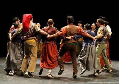 Esbart Marboleny de Les Preses (La Garrotxa). © Fotos: Anna Pons