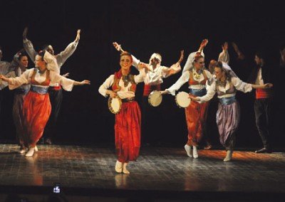 "Conjunto Folklórico ""Lazar Hrebeljanovic"" Serbia"