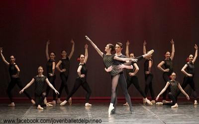 El Joven Ballet del Pirineo pondrá el espectáculo en la inauguración del Festival