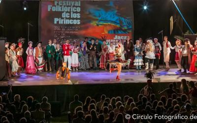 Satisfacción y entusiasmo. Jaca recupera su puesto de honor en el folclore internacional