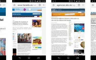 El Festival ya es noticia en toda España