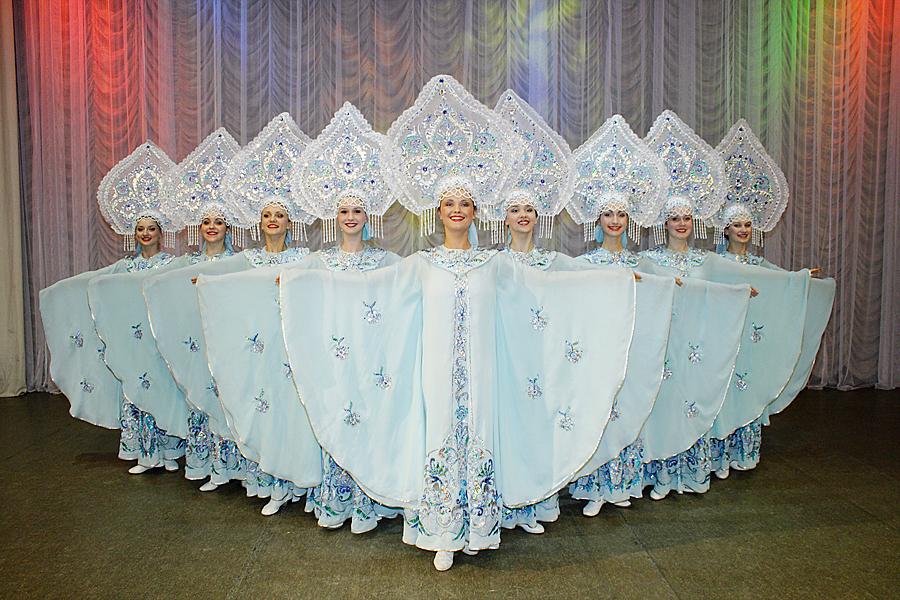 "Bielorrusia: Conjunto folklórico ""Radost"""