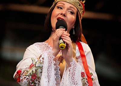"Ucrania: Conjunto Foklórico ""Tchaïka"" de la Filarmónica de Odesa"