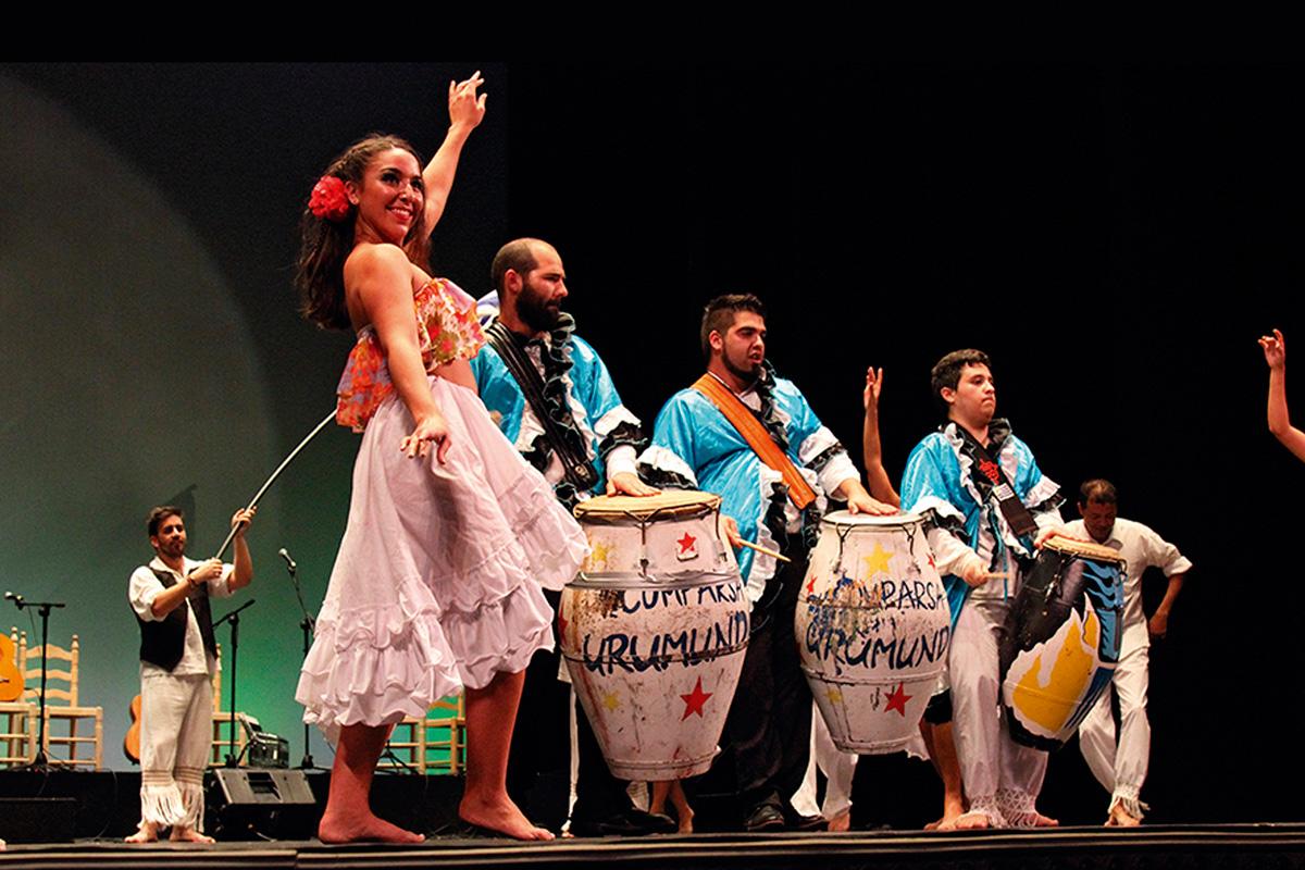 """Conjunto Folklórico """"CANELONES"""" de Uruguay"""