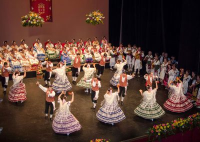 """España: Grupo Folklórico """"Virgen de la Vega"""" de Murcia"""