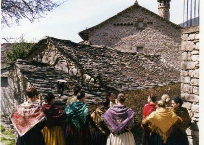 "España: Grupo Folclórico ""SANTIAGO"" de Sabiñánigo"