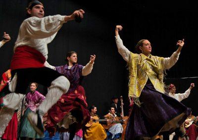 "España: Grupo Folclórico ""ALTO ARAGÓN"" de Jaca"