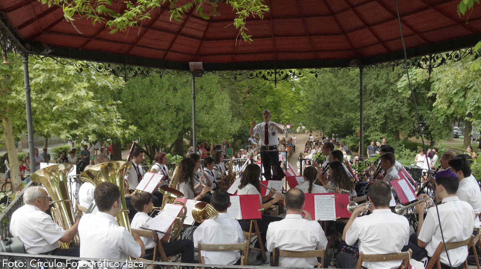 El concierto de la Banda Municipal de Música se traslada al lunes 31