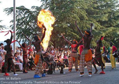 """II Concurso de fotografía """"Festival Folklórico de los Pirineos"""""""