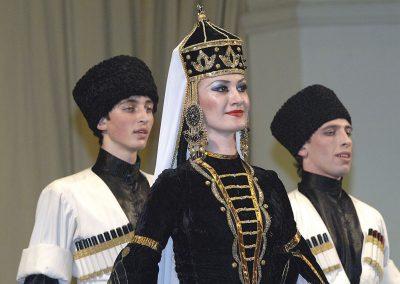 "República de Kabardia-Balkaria: Conjunto Folklórico Nacional ""BALKARIA"""