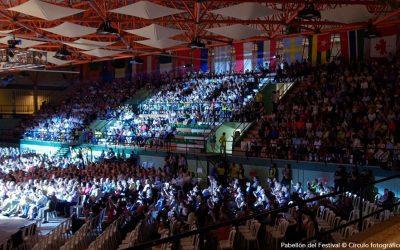 Entradas y bonos para los espectáculos del Festival Folklórico de los Pirineos de Jaca
